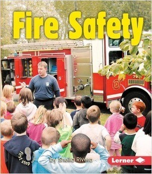 Cover: First Step Nonfiction — Safety — Paperback Set