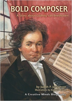 Cover: Bold Composer: A Story about Ludwig van Beethoven