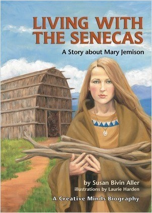 Cover: Living with the Senecas: A Story about Mary Jemison