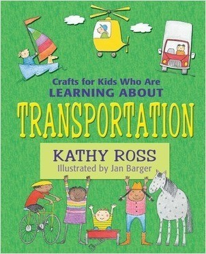 Cover: Crafts for Kids Who Are Learning about Transportation