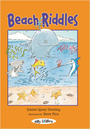 Cover: Beach Riddles