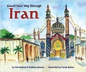 Cover: Count Your Way through Iran