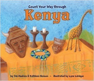 Cover: Count Your Way through Kenya