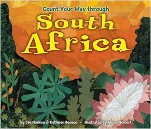 Cover: Count Your Way through South Africa
