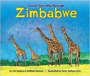 Cover: Count Your Way through Zimbabwe