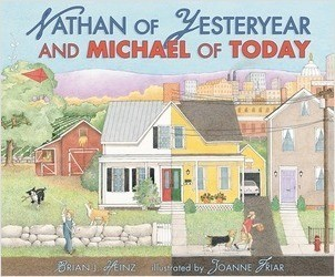 Cover: Nathan of Yesteryear and Michael of Today
