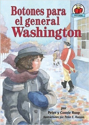 Cover: Botones para el general Washington (Buttons for General Washington)