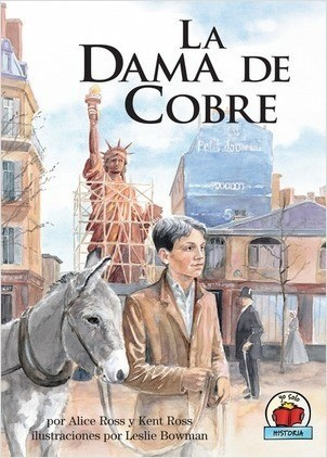Cover: La Dama de Cobre (The Copper Lady)