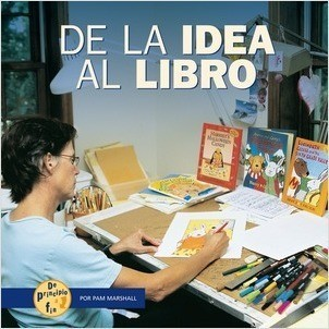 Cover: De la idea al libro (From Idea to Book)