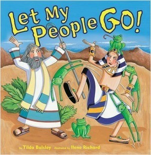Cover: Let My People Go!