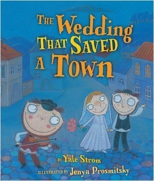 Cover: The Wedding That Saved a Town