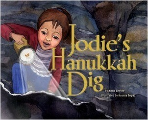 Cover: Jodie's Hanukkah Dig