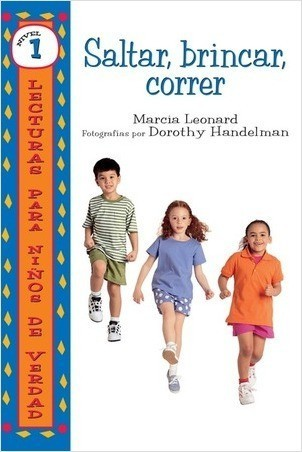 Cover: Saltar, brincar, correr (Hop, Skip, Run)