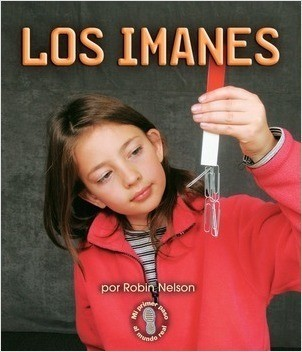 Cover: Los imanes (Magnets)