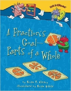 Cover: A Fraction's Goal — Parts of a Whole