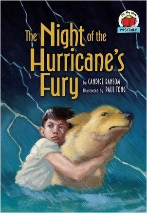 Cover: The Night of the Hurricane's Fury