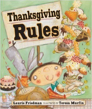 Cover: Thanksgiving Rules