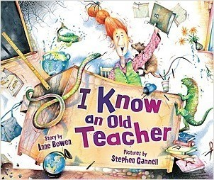 Cover: I Know an Old Teacher