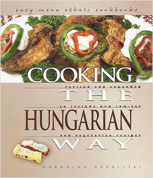 Cover: Cooking the Hungarian Way