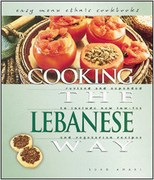 Cover: Cooking the Lebanese Way