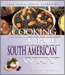 Cover: Cooking the South American Way