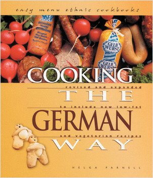 Cover: Cooking the German Way