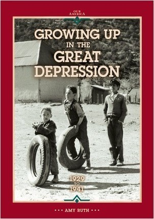 Cover: Growing Up in the Great Depression 1929 to 1941
