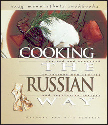 Cover: Cooking the Russian Way