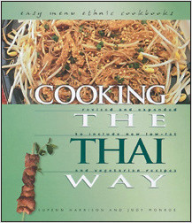 Cover: Cooking the Thai Way
