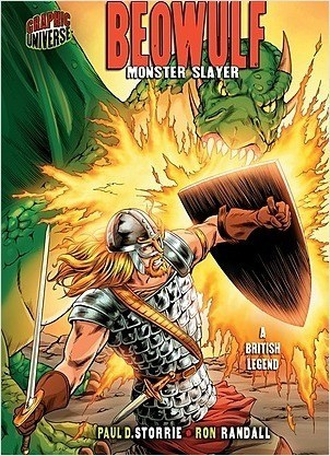Cover: Beowulf: Monster Slayer [A British Legend]