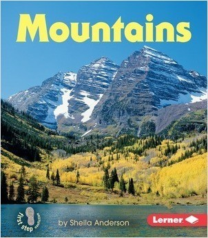 Cover: First Step Nonfiction — Landforms — Paperback Set