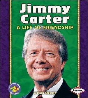Cover: Jimmy Carter: A Life of Friendship
