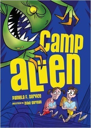 Cover: Camp Alien