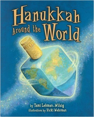 Cover: Hanukkah Around the World