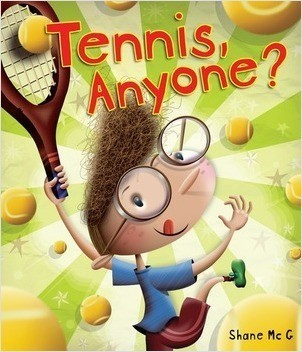 Cover: Tennis, Anyone?