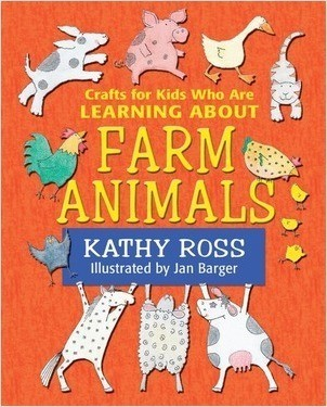 Cover: Crafts for Kids Who Are Learning about Farm Animals
