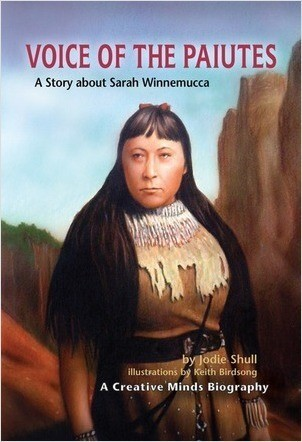 Cover: Voice of the Paiutes: A Story about Sarah Winnemucca