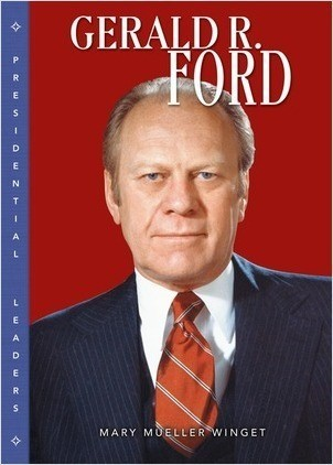Cover: Gerald R. Ford