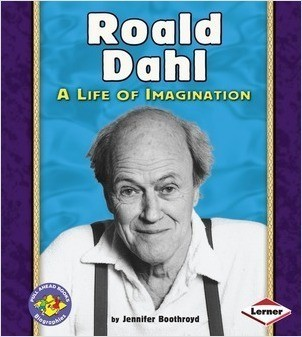Cover: Roald Dahl: A Life of Imagination
