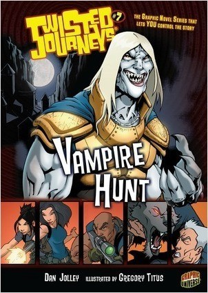 Cover: Vampire Hunt: Book 7