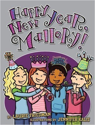 Cover: Happy New Year, Mallory!