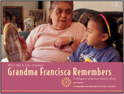 Cover: Grandma Francisca Remembers: A Hispanic-American Family Story