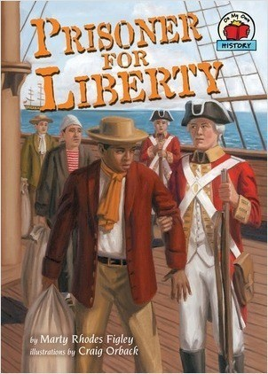 Cover: Prisoner for Liberty