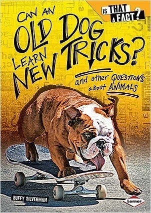 Cover: Can an Old Dog Learn New Tricks?: And Other Questions about Animals