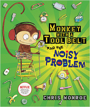 Cover: Monkey with a Tool Belt and the Noisy Problem