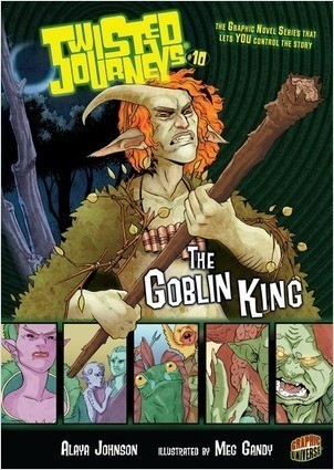 Cover: The Goblin King: Book 10