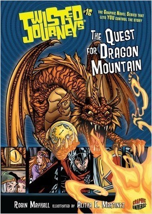 Cover: The Quest for Dragon Mountain: Book 16