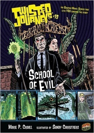 Cover: School of Evil: Book 13