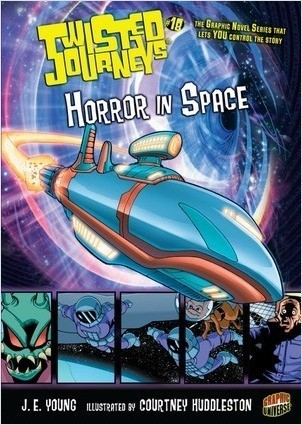Cover: Horror in Space: Book 18