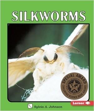 Cover: Silkworms